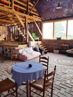 04 warsztaty Vedic Art Marta Kolarz siedlisko leluja stodola