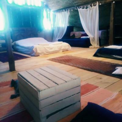 07 warsztaty Vedic Art Marta Kolarz siedlisko leluja sypialnia